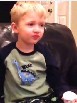 Viral Video: Kids Can Be so Cute!